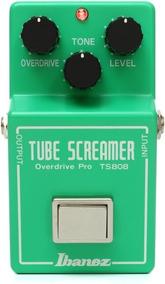 Pedal Ibanez Vintage Tube Screamer Ts808 (novo Lacrado)