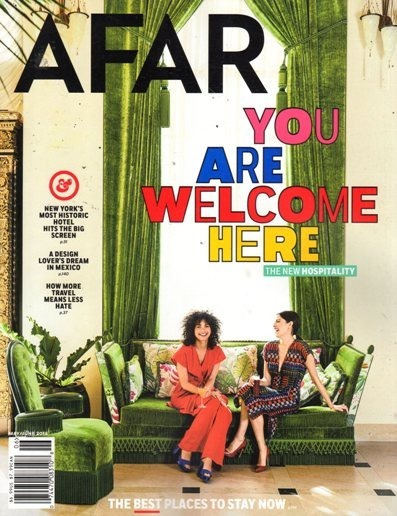 Afar Us - Revista De Viagem, Hotelaria E Comedoria