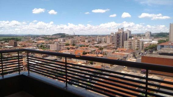 Apartamento Residencial À Venda, Jardim Paulista, Ribeirão Preto. - Ap1039