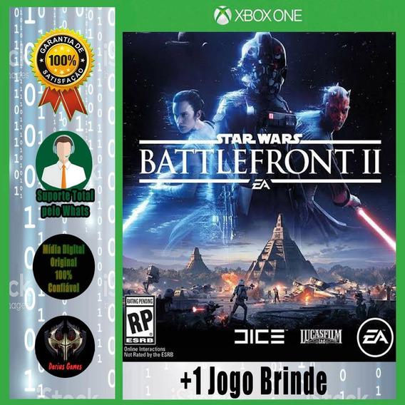 Star Wars Battlefront 2 Xbox One Mídia Digial + 1 Jogo