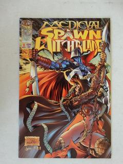 Medieval Spawn E Witchblade! Vários! R$ 15,00 Cada! Inglês!