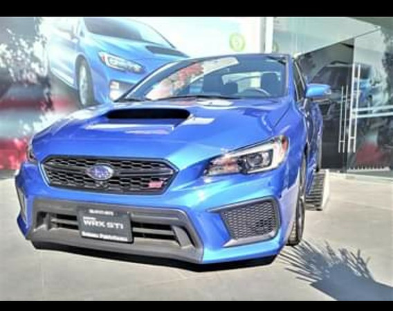 Subaru Wrx 2.5 Sti Mt 2020