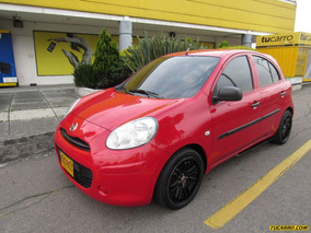 Nissan March Sense Mt 1.6