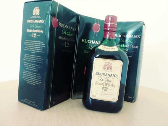 Whisky Buchanans 12 Años De 1 Un Litro