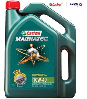 Castrol Magnatec 10w40 Tecnología Sintética 4 Litros