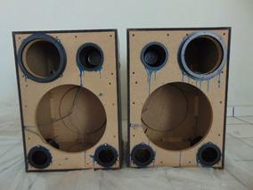 Gabinete P/ Caixa Acústica Sh2000 Sony
