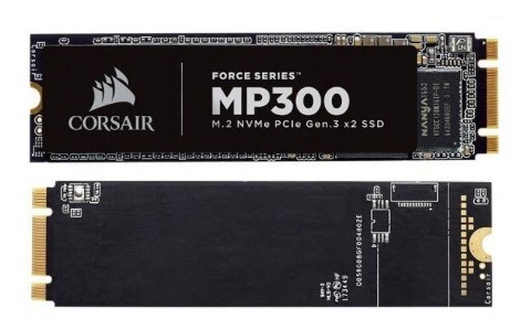 Ssd Corsair Force Series Mp300 120gb M.2 Nvme Gen3.