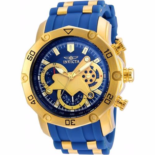 Reloj Invicta Pro Diver Cronógrafo Hombre 50mm 22798