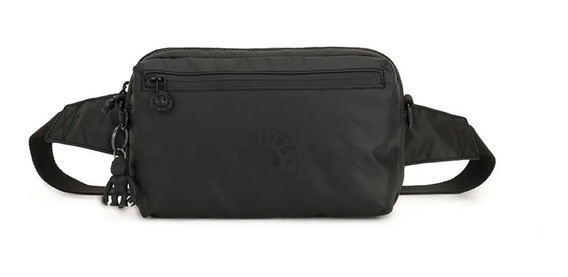 Bolsa Kipling Halima Raw Black