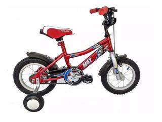Bicicleta Musetta Viper Rodado 12 Varon - Racer Bikes