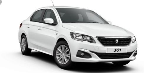 Arriendo Peugeot 301 Diesel Para Uber/cabify/didi/beat