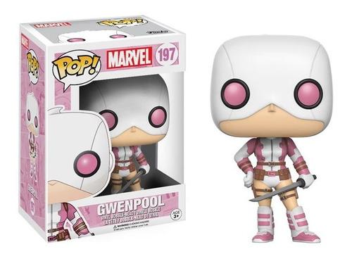 Funko Pop! Gwenpool Marvel #197