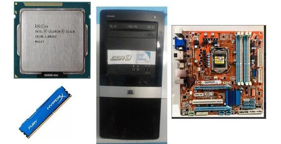 Computador Montado Pronto Para Uso