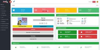 Streaming Rádio + Programas + Site Administrável + App