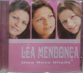 Cd Léa Mendonça - Uma Nova Unção [original]