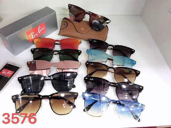Oculos De Sol Ray Ban 100 % Original Polarizado