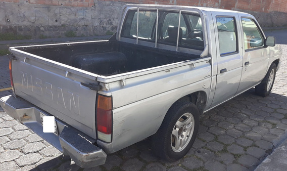 Nissan Frontier 2002 Doble Cabina 4x2 Cero Choques