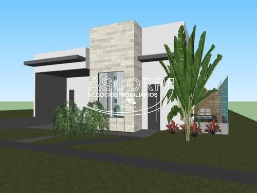Casa No Condomínio Villa Daquilla (cod:ca00311) - Ca00311 - 68917653