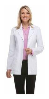 Bata Clinik Doctora Antifluidos Gabardina Envío Gratis