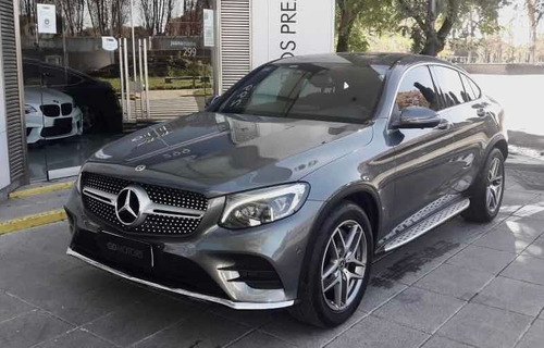 Gd Motors Mercedes Benz Glc 300 Coupe 2017 39000 Km