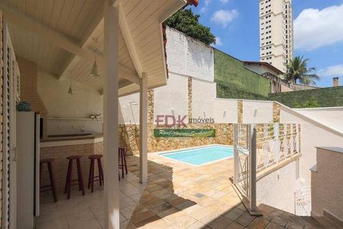 Imagem 1 de 18 de Sobrado Com 3 Dormitórios À Venda, 364 M² Por R$ 1.515.000,00 - Portal Das Colinas - Guaratinguetá/sp - So2241