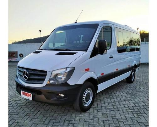 Imagem 1 de 7 de Mercedes Sprinter Van 2.2 Cdi 415 2019
