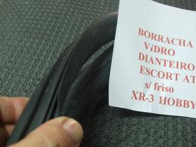 Escort Xr3/conv Até 92 Bor Parabrisa S/friso Orig