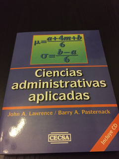 Ciencias Administrativas Aplicadas