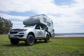 Camper Para Camionetas Doble Cabina