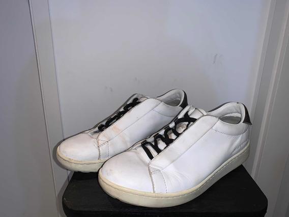 Zapatillas Armani Exchange, Usadas En Buenas Condiciones