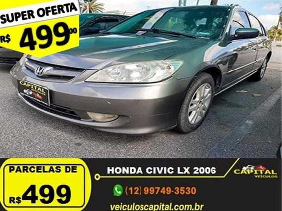 Honda Civic Lx 1.7 16v