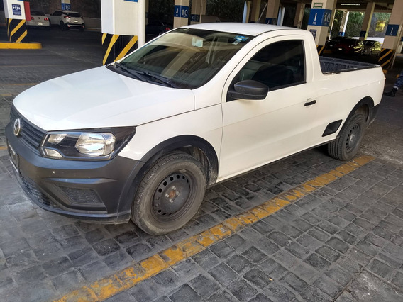 Volkswagen Saveiro 2018 1.6 Starline Ac Mt