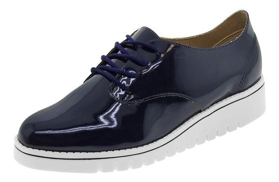 Sapato Feminino Oxford Marinho Beira Rio - 4174101