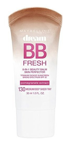Maybelline Makeup Dream Fresh Bb Cream, Skintones Medio / Pr