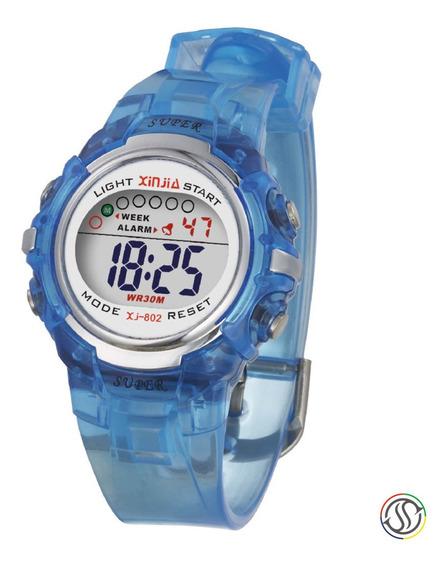 Relógio Xinjia Xj-802 Sport Original