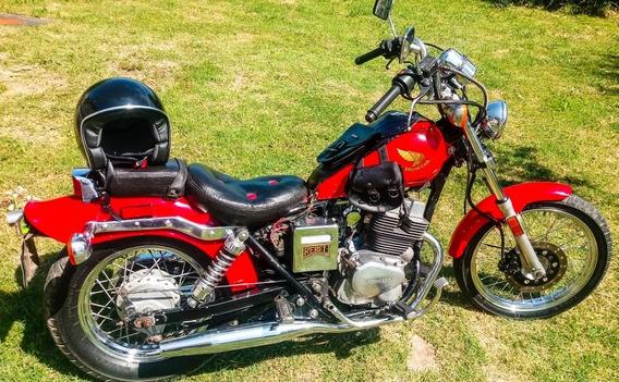 Honda Rebel Cmx250c