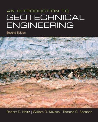 Livro Em Inglês - An Introduction To Geotechnical Engineerin