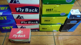 Vendo 12 Fly Back Novos!