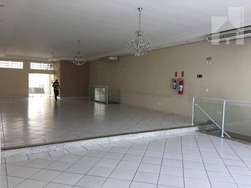 Imagem 1 de 13 de Salão Para Alugar, 400 M² - Vila São João Batista - Jundiaí/sp - Sl0118