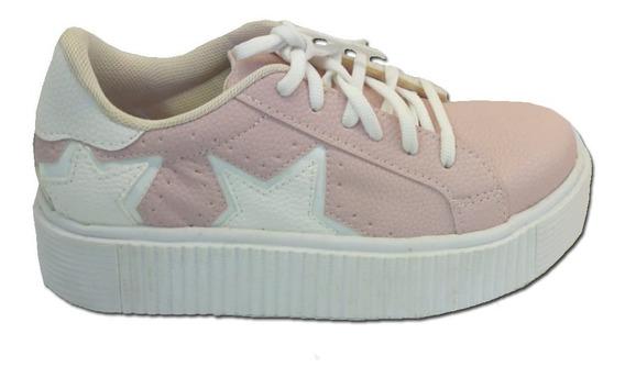 Zapatillas Colores Sneakers Dama Mujer 10n Envío Gratis