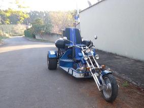 Triciclo By Cristo Injetado Ap 1.6 Troco Moto V-strom 650