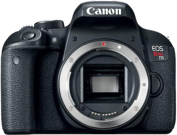 Corpo Camera Fotografica Canon T7 (somente Corpo) C/nf