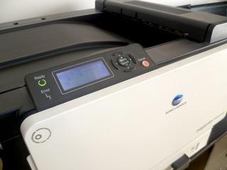 Impresora Konica Minolta Magicolor 7450 - 2 Impecable