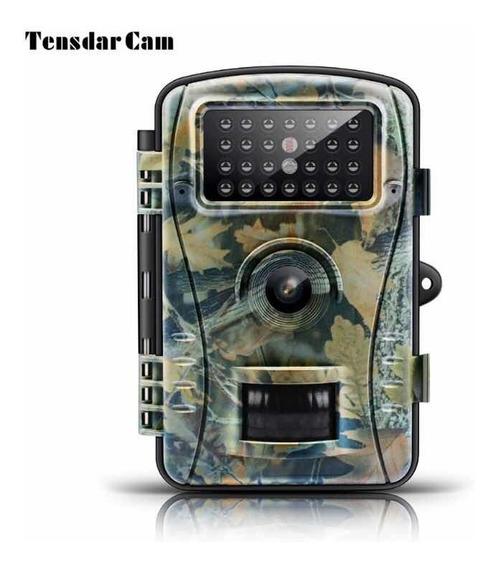 Câmera Trilha- Caça, Vigilância -infravermelho 8mp / 720p Hd
