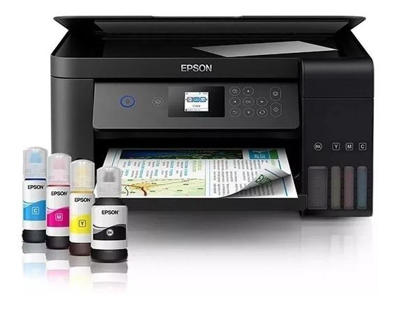 Impressora Epson L4160 Wifi E Duplex. Defeito No Software