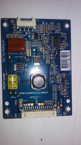 Placa Led Driver Inverter Panasonic Tc L32b6b