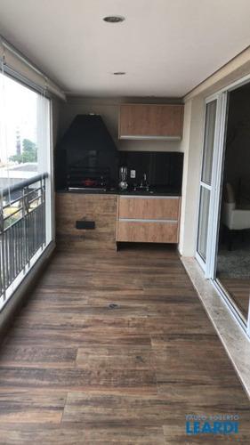 Imagem 1 de 13 de Apartamento - Jardim - Sp - 644793