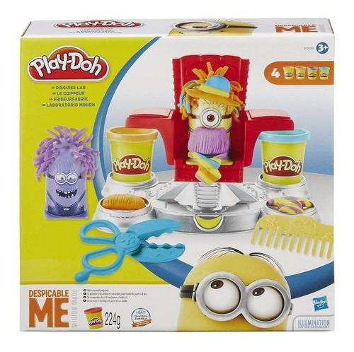 Play-doh Minions Laboratorio De Disfraces B0495 Hasbro Edu