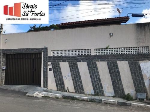 Ótima Casa Duplex Com Edícula - 195m2 - 720 - 68469089