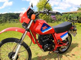Honda Xl 125s Para Colecionador